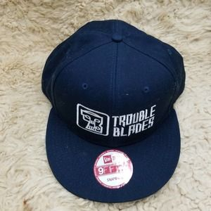 Trouble blades 9 Fifty snapback Cap Hat